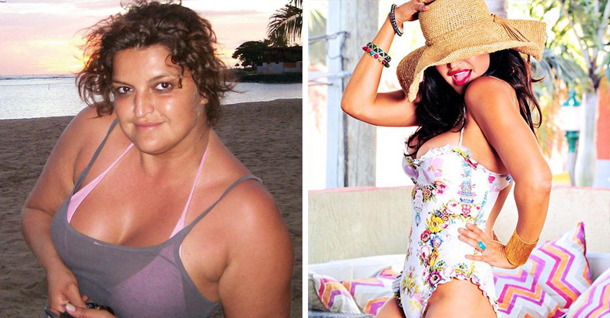 Esta es la historia de cómo Jennifer Gimenez ganó la lucha contra el peso