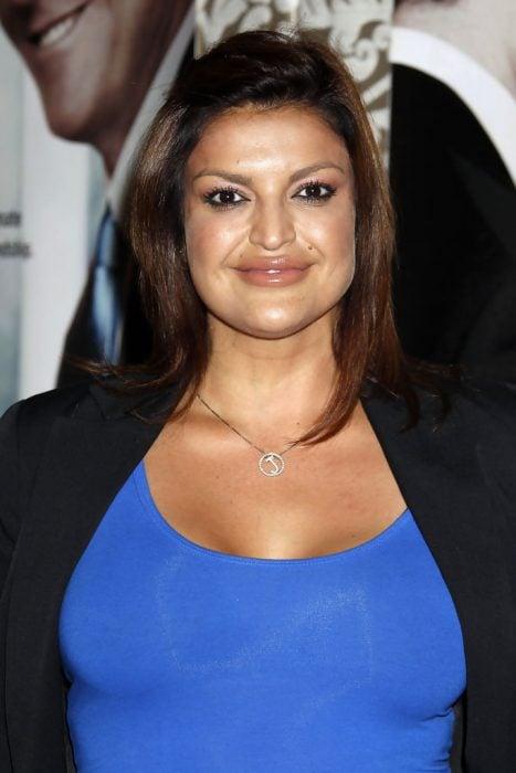Jennifer Gimenez con sobrepeso