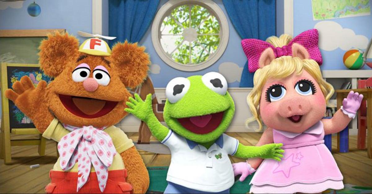 ¡A sacar el baúl de los recuerdos! Los Muppets Babies estarán de regreso gracias a Disney