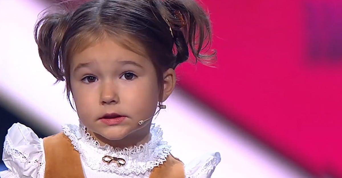 Niña rusa de 4 años sorprende al mundo, habla con fluidez 7 idiomas