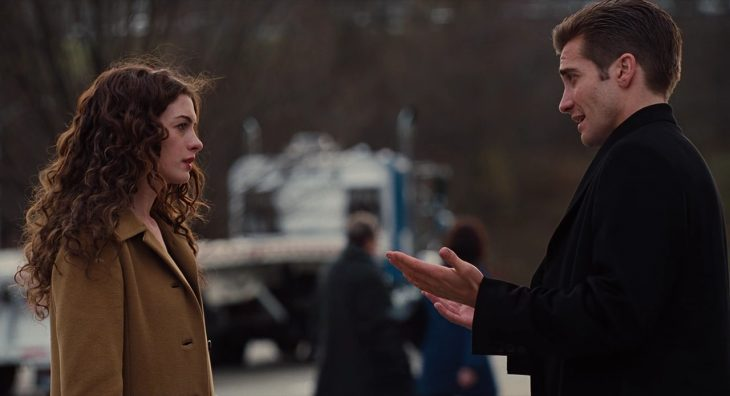 Escena de la película de amor y otras adicciones