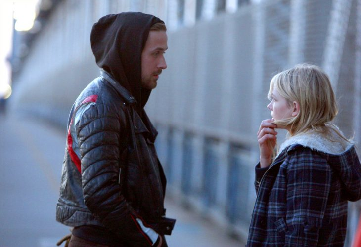 Scene from the movie Blue Valentine