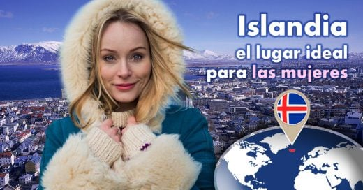 Razones por las que Islandia es el lugar ideal para las mujeres