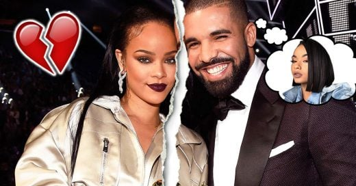 Rihanna vuelve a la soltería y Drake ahora sale con chica nueva