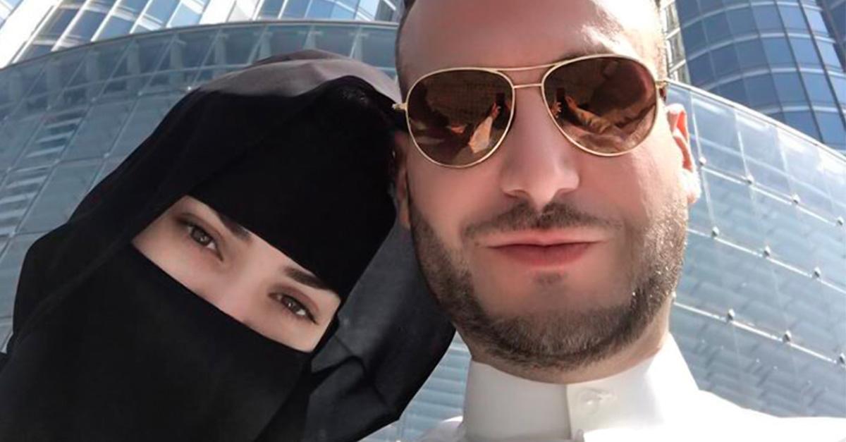 Una fotografía de Kendall Jenner en burka provoca un escándalo