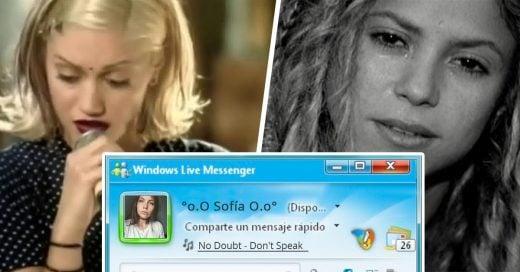 20 canciones que toda chica dedicó en Messenger durante los 2000's