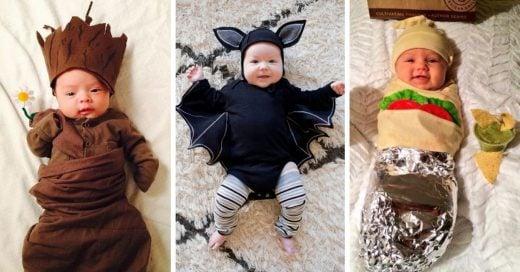 Ideas para disfrazar a tu bebé en la noche de brujas