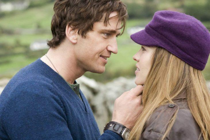 Imagen de la película Posdata, te amo.