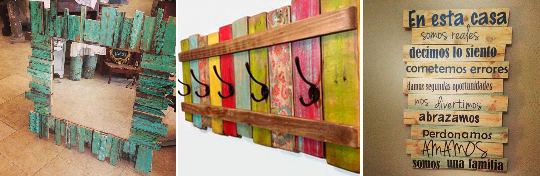 10 ideas para decorar tu cuarto que te har n amar los palets for Crea tu cuarto