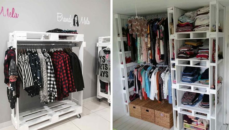 10 ideas para decorar tu cuarto que te har n amar los palets - Cosas para decorar la habitacion ...
