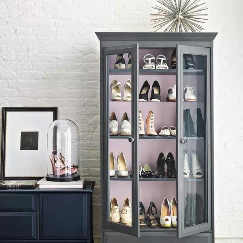 15 creativas formas de tener tus zapatos organizados