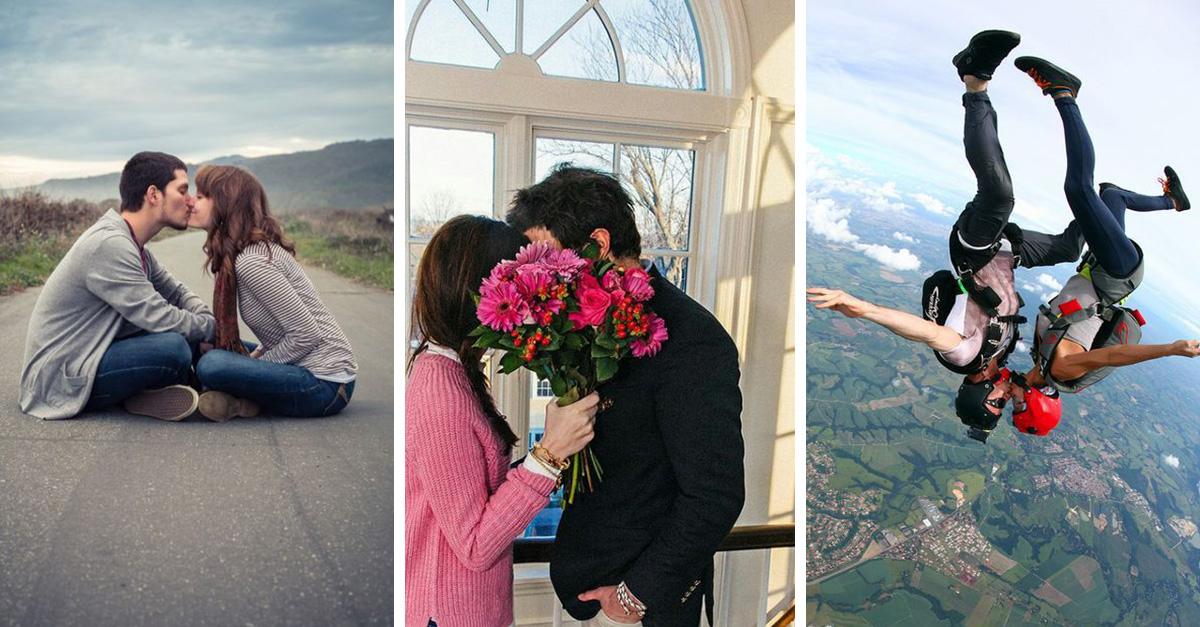 15 fotografías que todas quisiéramos tomarnos con nuestro novio
