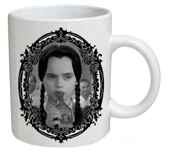 Taza para tomar café.
