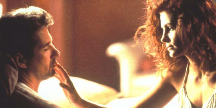 Escena de la película Pretty Woman.