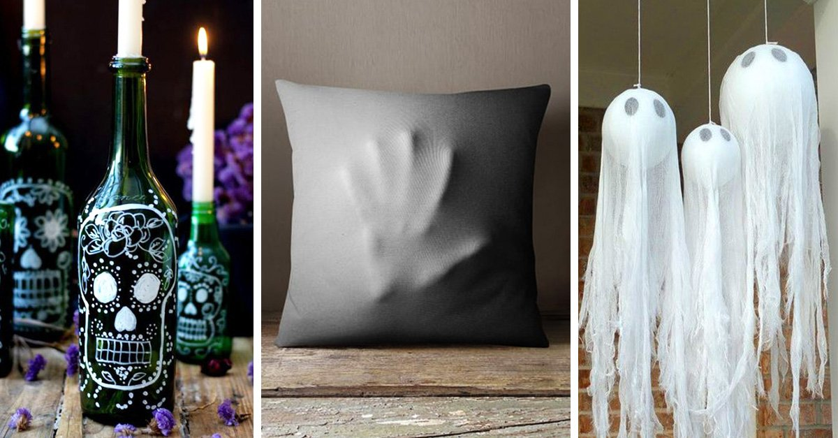 15 magn ficas ideas para transformar tu casa este halloween for Casa de decoracion interna