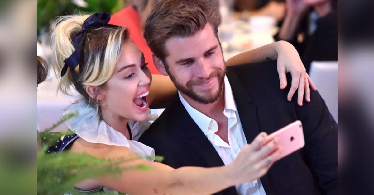 Miley y Liam aparecen en un evento por primera vez en 3 años ¡y morimos de amor!