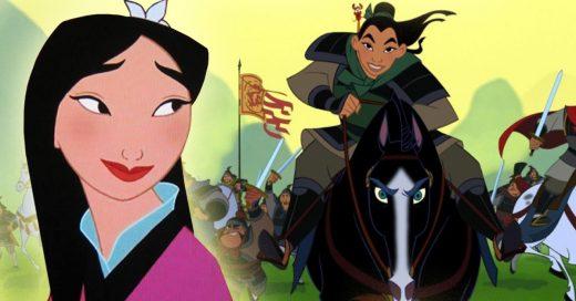 Mulán, la 'princesa' ruda de Disney, ¡regresa a la pantalla grande!