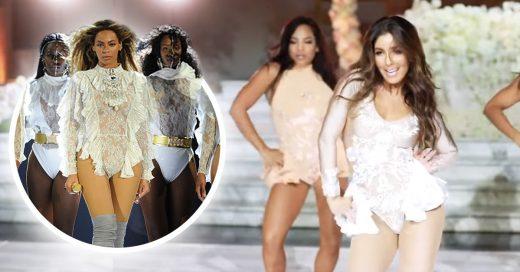 Esta novia sorprende a su esposo con una coreografía al estilo Beyoncé el día de la boda