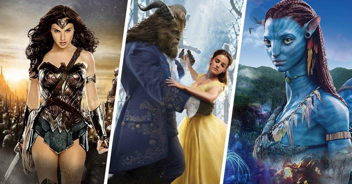 Estas son las películas más esperadas del 2017