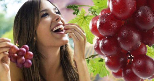 razones por las que deberías comer uvas todos los días