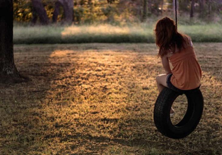 estar sola
