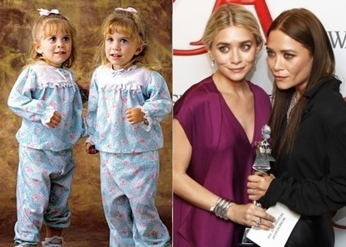 hermanas niñez