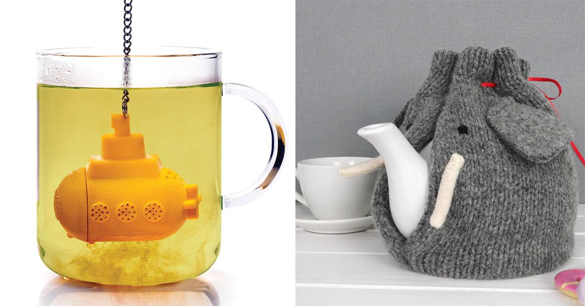 20 Regalos perfectos para las personas que aman el té