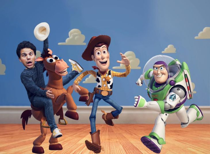 average rob and toy story