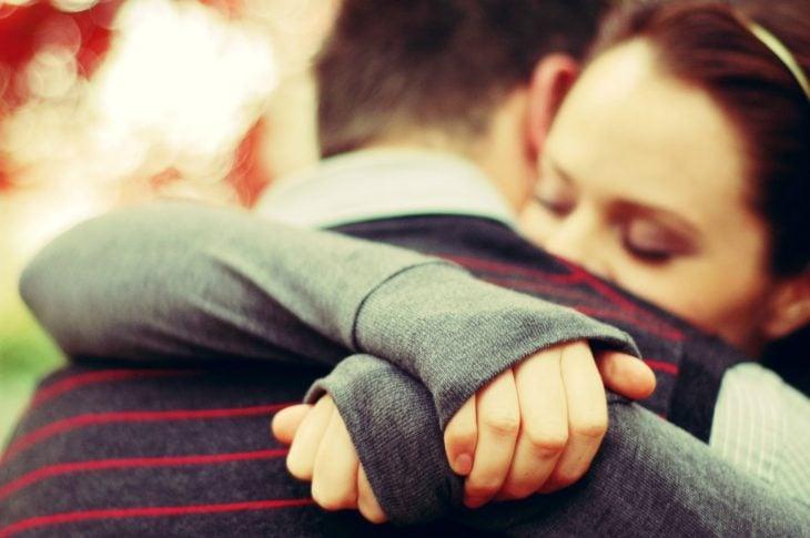 abrazados