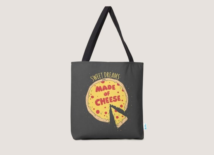 logo cloth bag cheese