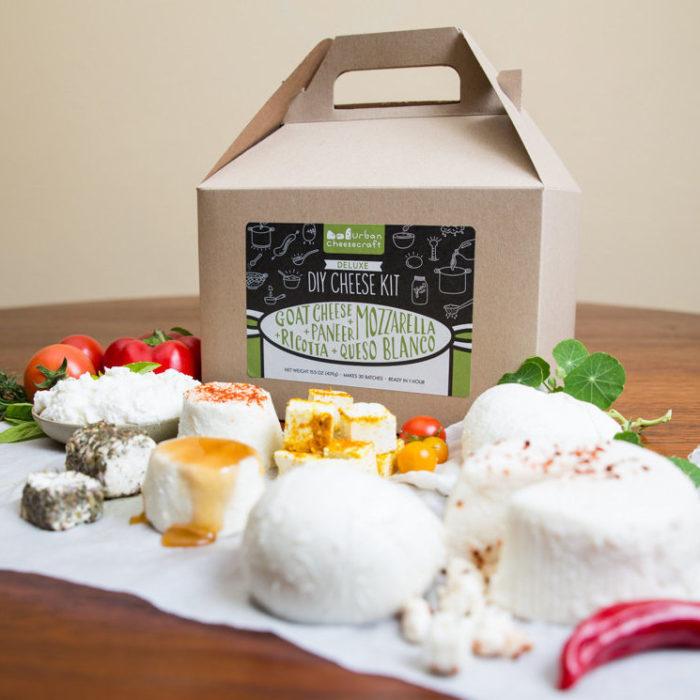 kit para hacer quesos