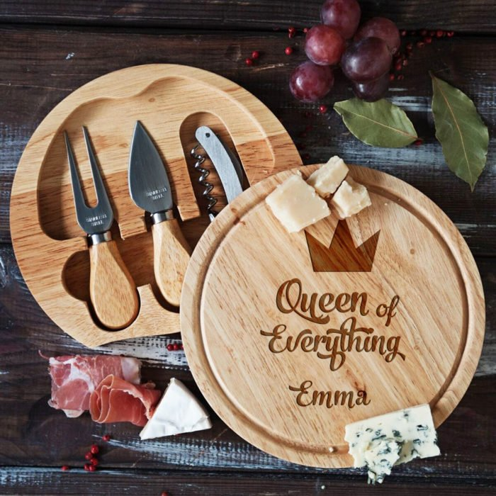 tabla para quesos