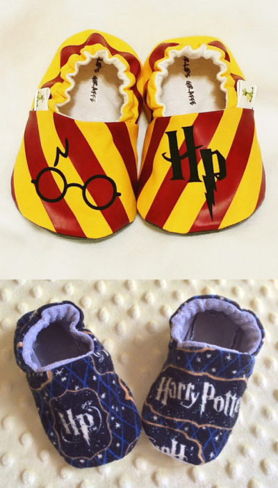 Zapatitos antideslizante de Harry
