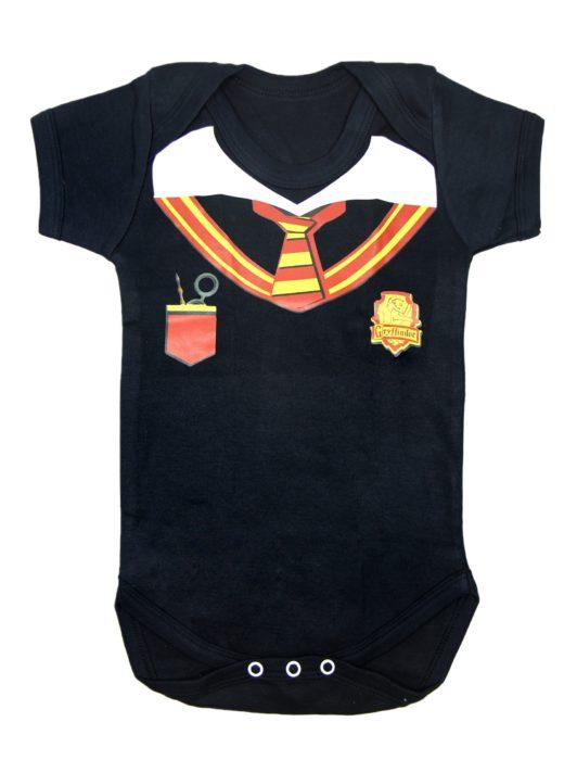 Pañalero del uniforme de Gryffindor