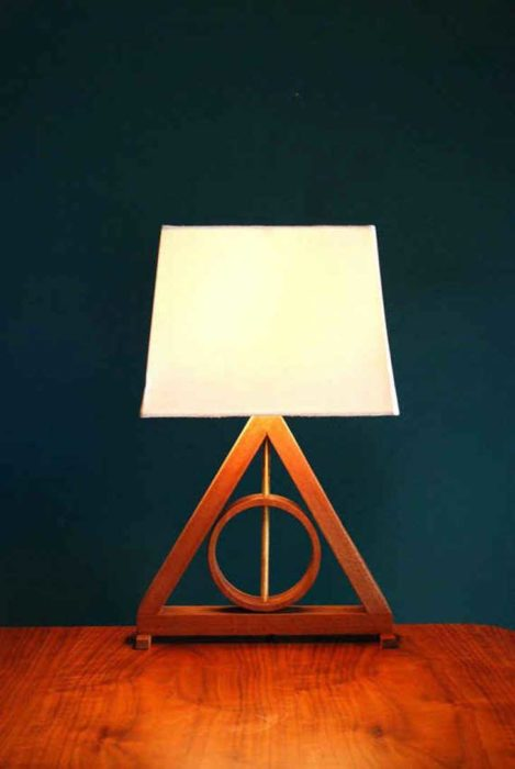 Lamp of the Deathly Hallows