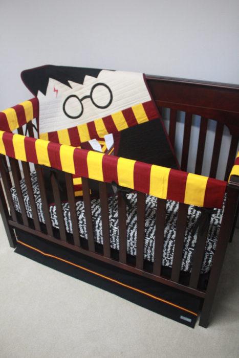 Ropa de cuna de Harry Potter