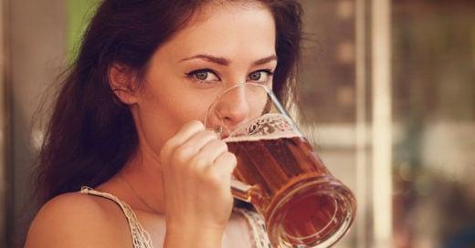 Beneficios de beber medio vaso de cerveza al día