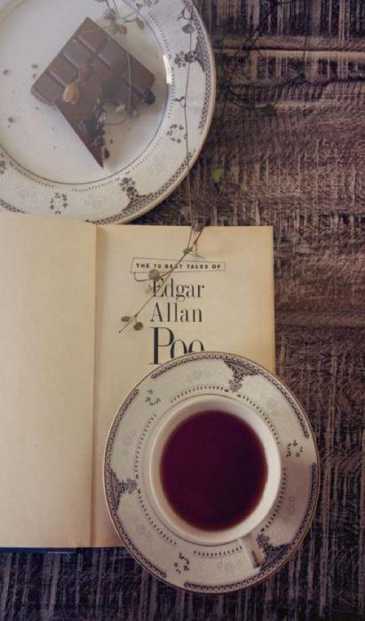 Libro de Edgar Allan Poe