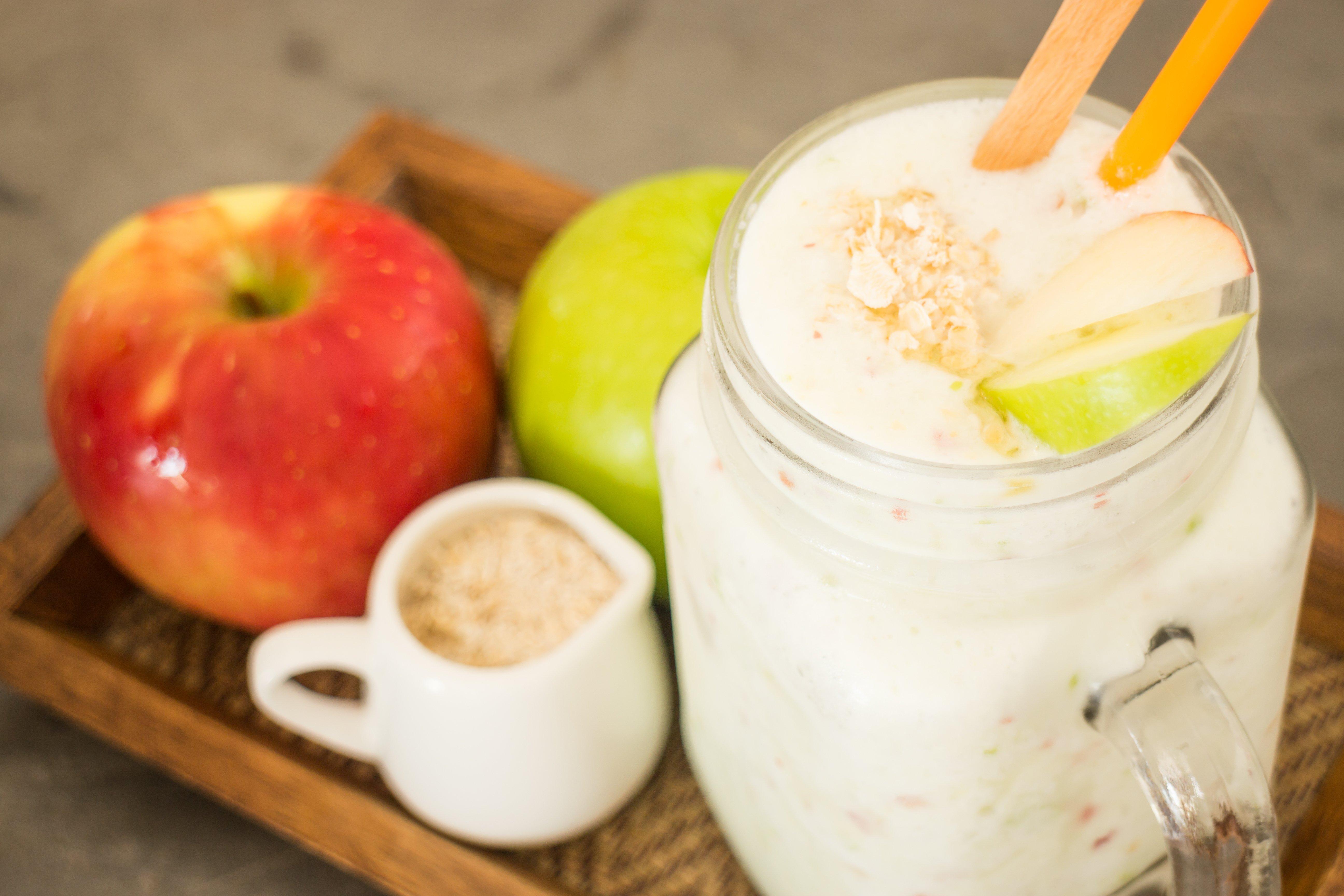 Dieta para bajar de peso cuerpo de manzana