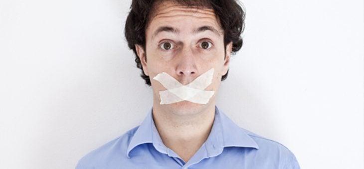 Hombre callado