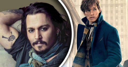 ¡Johnny Depp se integra al mundo mágico de Harry Potter!