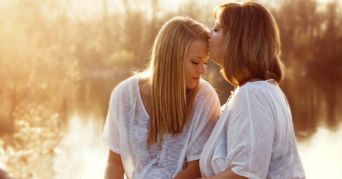 Mamá, sólo vive una larga vida... porque no sabría qué hacer sin ti
