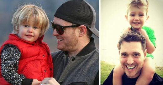 Emotivo mensaje de Michael Bublé tras el devastador diagnostico de su hijo de 3 años