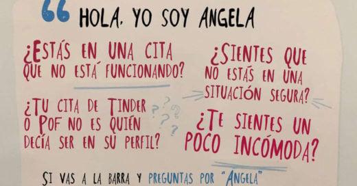 'Pregunta por Angela', la campaña que está salvando a las mujeres de ser victimas de abuso