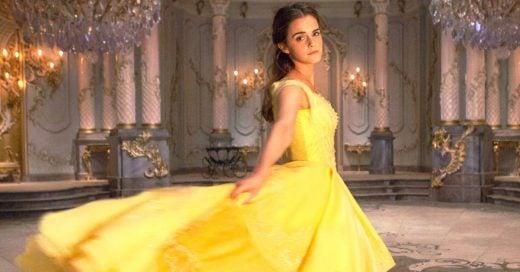 Revelan las primeras fotografías de La Bella y la Bestia. ¡Son mágicas!