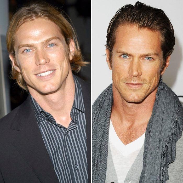Jason Lewis antes y después