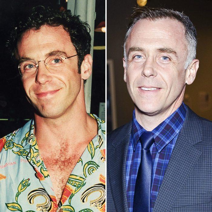 David Eigenberg antes y después