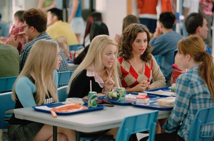 Escena de la película 'chicas pesadas'