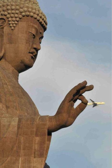 Buda Avión