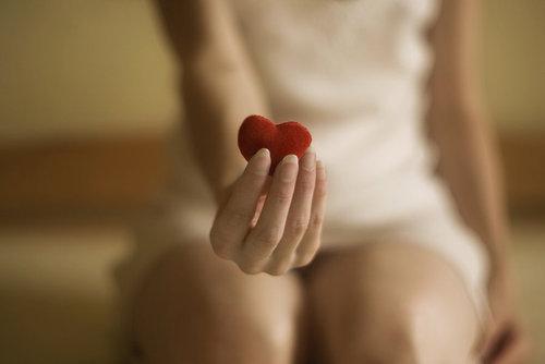 Dar el corazón